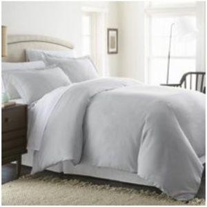 Noble Linens Bedding Premium Duvet Cover Se